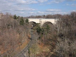 Duke Ellington Bridge bridge in United States of America
