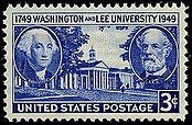 Washington and Lee University Issue of 1948