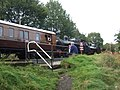 Watching the train pass by - geograph.org.uk - 1043472.jpg