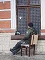 Watchman Chisinau, Moldova (15740164733).jpg