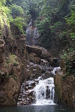 Waterfall at Namtokphlio National Park (Chataburi Province).jpg