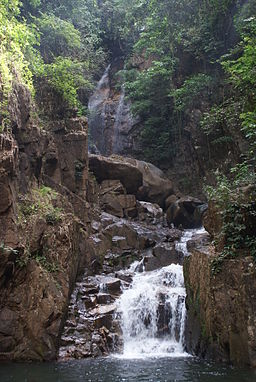 Waterfall at Namtokphlio National Park (Chataburi Province)