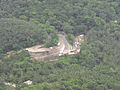 Wayanad hill way, hairpin curves.JPG