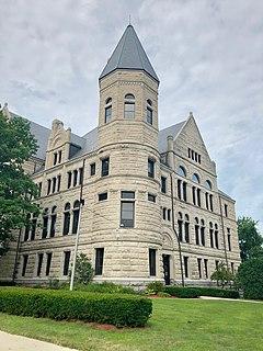 Wayne County, Indiana U.S. county in Indiana