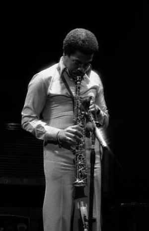 Wayne Shorter - Convocation Hall, Toronto, November 27, 1977