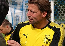 Roman Weidenfeller - the cool, friendly, fun,  football player  with German roots in 2020