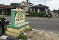 Welcome gate to Dwikora, Medan Helvetia, Medan.jpg