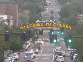 Welcome to Golden, CO IMG 5460.JPG