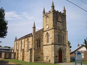 Greater Western Sydney - Image: Wentworthville Presbyterian Church