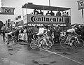 Wereldkampioenschappen Wielrennen amateurs Keulen, de Deense ploeg in aktie, Bestanddeelnr 919-4910.jpg