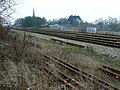 West Country to Paddington railway, Swindon - geograph.org.uk - 1114270.jpg