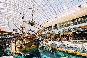 West Edmonton Mall Interior
