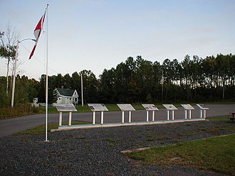 Westray Mine - Westray Memorial