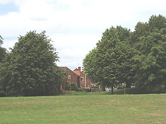 Northolt - Racecourse Estate: this area was used for horse racing in the early 20th century