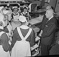 Wethouder Koets opende nieuwe les en praktijklokalen in het Wilhelminagasthuis t, Bestanddeelnr 914-4815.jpg