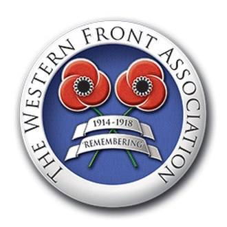 Western Front Association - The West Front Association logo