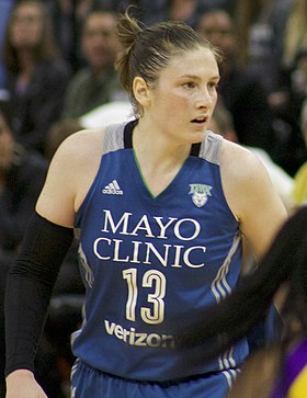Image illustrative de l'article Lindsay Whalen