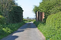 Whetstone Gorse Lane, near Countesthorpe, Leicestershire - geograph.org.uk - 164687.jpg