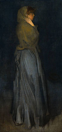 Whistler James Arrangement in Yellow and Grey Effie Deans 1877.jpg