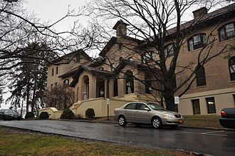 Academy of Our Lady of Good Counsel - Image: White Plains NY Good Counsel Convent