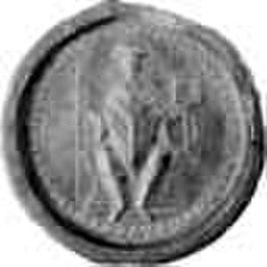 Wichmann von Seeburg - Wichmann's seal.