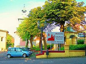 Wieliczka - Image: Wieliczka Church