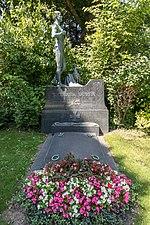 """Wien, Zentralfriedhof, Grab """"Nicolaus Dumba"""" -- 2018 -- 3207.jpg"""