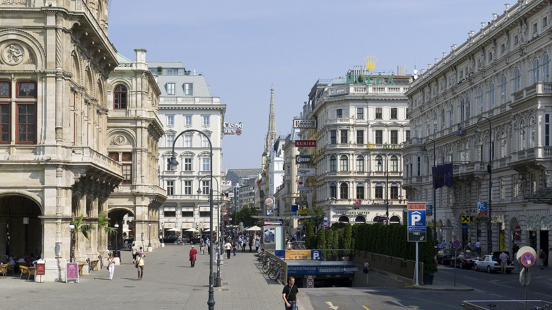 Wien Kärntnerstraße