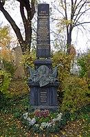 Wiener Zentralfriedhof - Gruppe 14A - Franz von Uchatius.jpg
