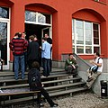 Wikimedia Conference Berlin - Developer meeting (7780).jpg