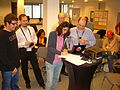 Wikimedia España signing the Berlin Agreement 001.JPG