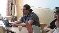 Wikimedia Hackathon 2017 IMG 4547 (34786146825).jpg