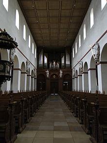 Basilique Saint Marcellin Et Saint Pierre De Seligenstadt