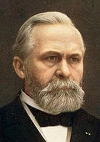 Wilhelm Julius Foerster - Wilhelm Julius Foerster, ca. 1905