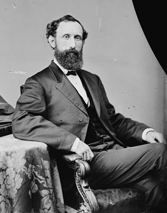 William Pitt Kellogg - Image: William P. Kellogg Brady Handy
