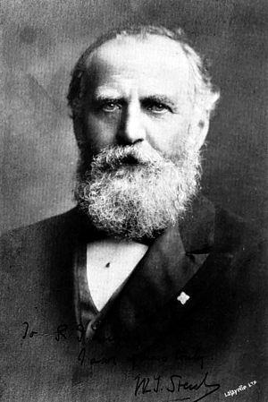 William Thomas Stead