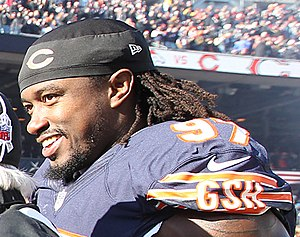 Willie Young (defensive end) - Young with the Chicago Bears in 2015