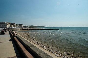 Wimereux - Digue de Mer - View SSW.jpg