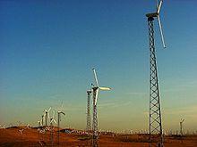 Turbine Types and Wind Energy