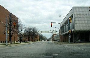 Walkerville, Ontario