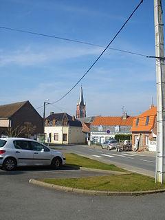 Winnezeele Commune in Hauts-de-France, France