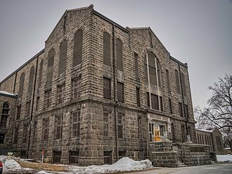 Green Bay Correctional Institution - Watchtower
