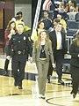 Wisconsin vs. Michigan women's basketball 2013 23 (Kim Barnes Arico).jpg