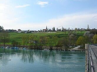Wohlen bei Bern - Lake Wohlen and Wohlen bei Bern