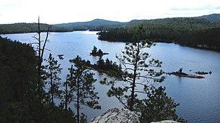 Chiniguchi Waterway Provincial Park