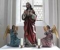 Wolfsberg - Pfarrkirche - Siebenschmerzenkapelle - Altar.jpg