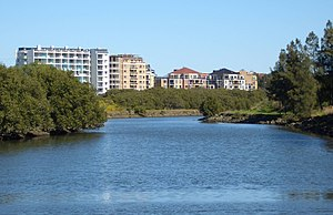 Wolli Creek - Image: Wolli Creek