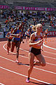 Women 400 m French Athletics Championships 2013 t152003.jpg