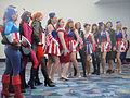 WonderCon 2012 - female Marvel cosplayers (6873210464).jpg