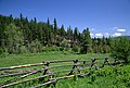 Wooden Fence by John Day, Malheur National Forest (36201595371).jpg